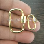 The United Jewelry Best Carabiner Lock Jewelry Manufacturer & Supplier in India