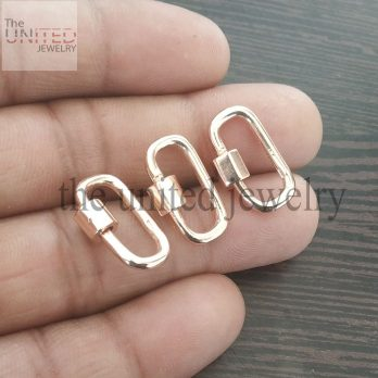 Carabiner Lock Jewelry Manufacturer