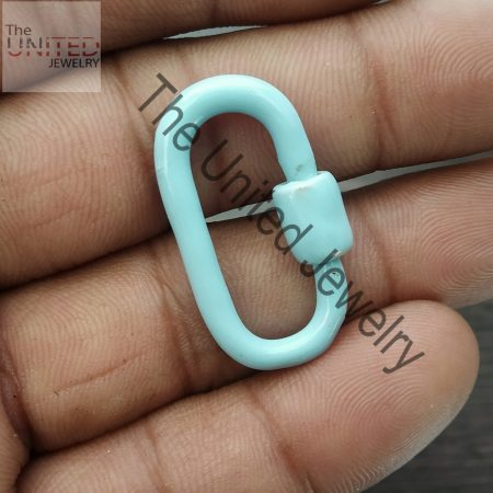 Wholesale Carabiner Lock Jewelry Manufacturer