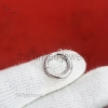 Sterling Silver Round Push Lock, Jewelry Connector Round Lock, Ball Enhancer Lock, 925 Silver Enhancer, Silver Charms Holder