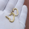14K Gold Link Lock